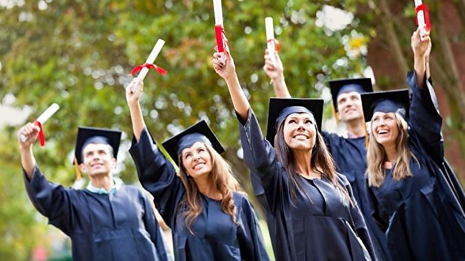 Дипломы об окончании университета получили 5500 выпускников
