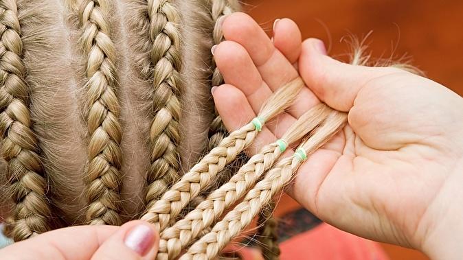 Мастер класс по плетению кос для начинающих