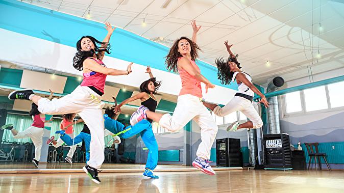 Танец для фитнеса для конкурса