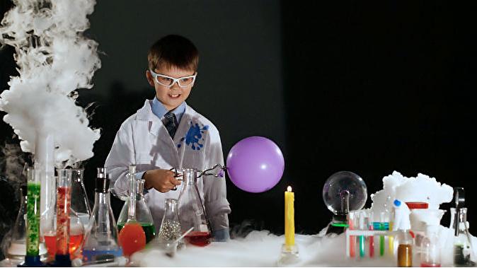 Химические опыты сценарий