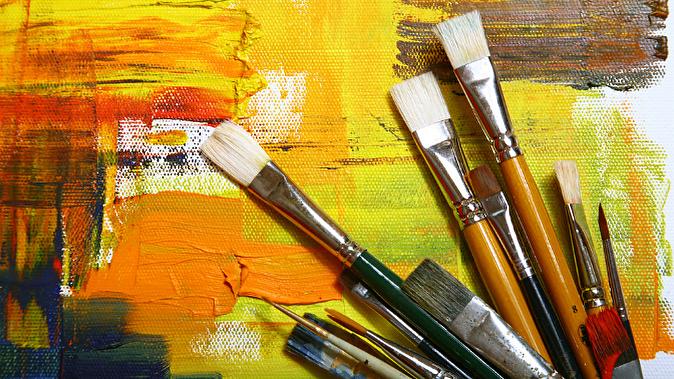 Мастер-классами живописи и рисунка