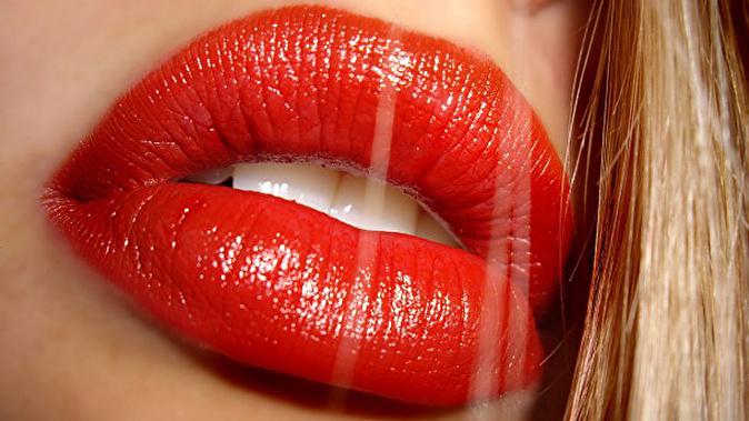 фото губы секси