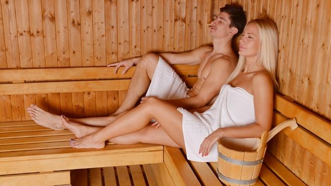 Секс в бане с девушки фото меня