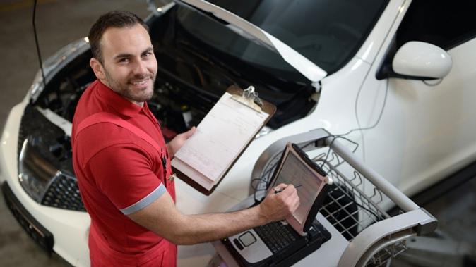 Автосервис компьютерная диагностика автомобиля