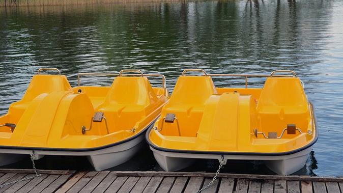 покататься на лодке в екатеринбурге