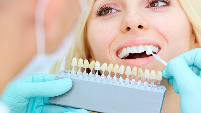 Лечение и протезирование зубов в луганске