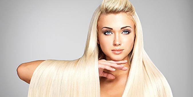 Окрашивание профессиональными красками блондинок 125