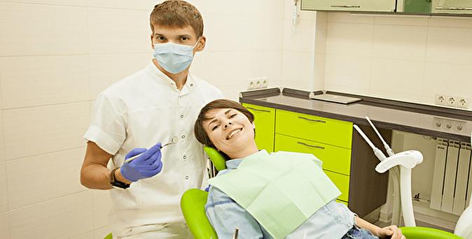 Чистка зубов белорусская