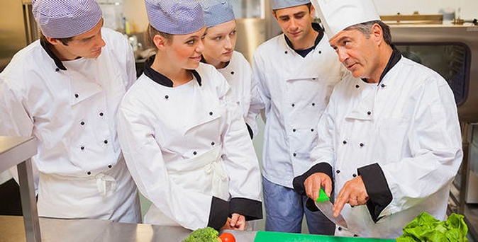 Курсы повышения квалификации в кулинарной школе Novikov School
