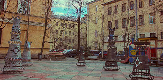 Дворы санкт петербурга экскурсия
