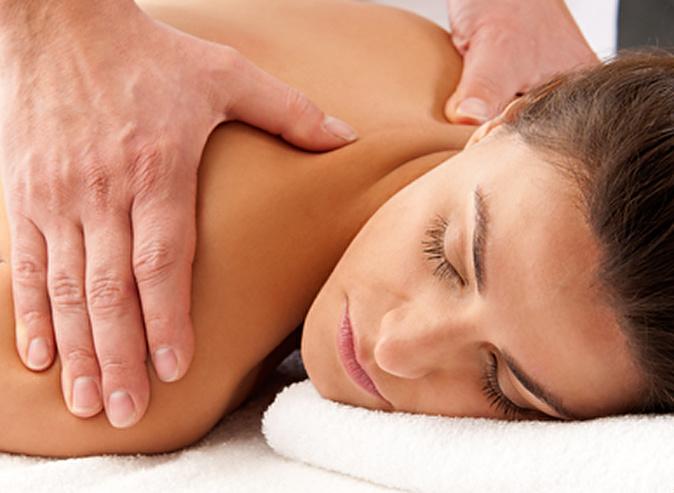 Мужской массаж для девушки