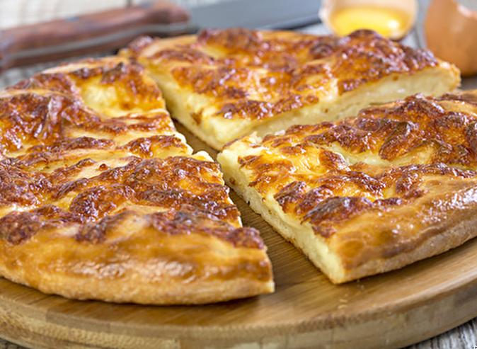 Рецепт хачапури с сыром пошагово с фото