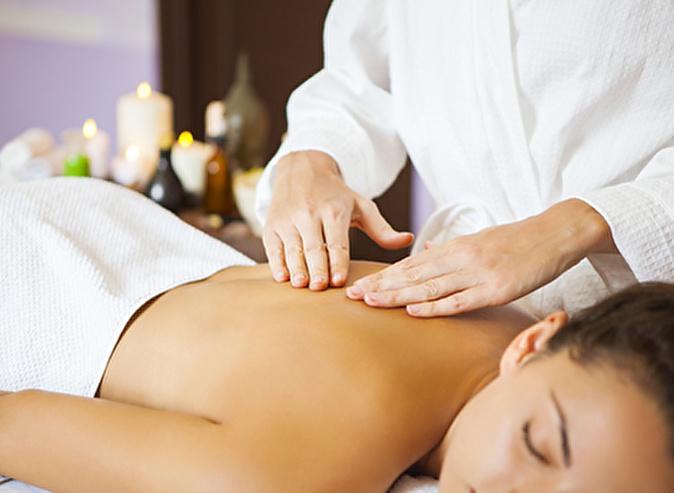Фото массаж по русски